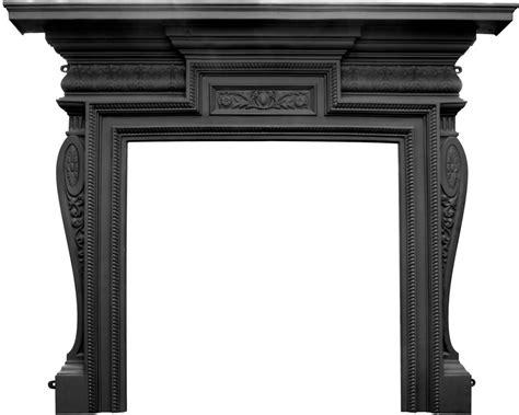 knightsbridge cast iron fireplace surrounds carron