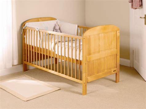 futon in nursery cot bed in antique pine at mattressman