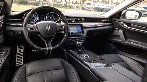 maserati quattroporte interior 2017 drive 2017 maserati quattroporte