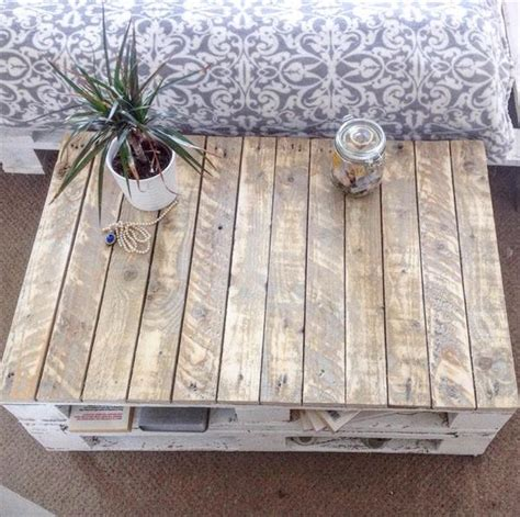 shabby chic coffee table diy pallet shabby chic coffee table with wheels pallet
