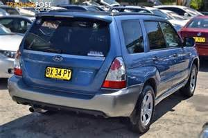 Subaru Awd Vs Others 2006 Subaru Forester X Awd Luxury 79v My07 For Sale In