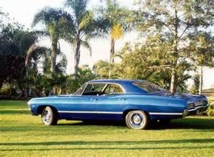 67 impala 4 door hardtop chevy impala 67