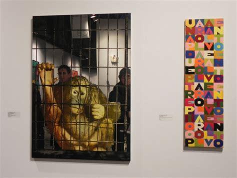 in gabbia scimmia in gabbia michelangelo pistoletto de primi
