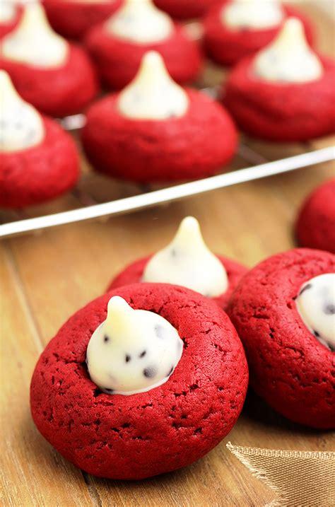 velvet cookies for s day velvet cookies sweet spicy kitchen