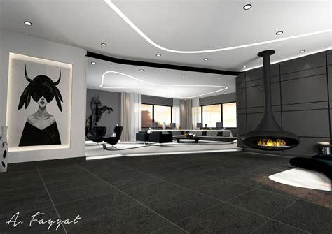 modern salon design interior interior designer