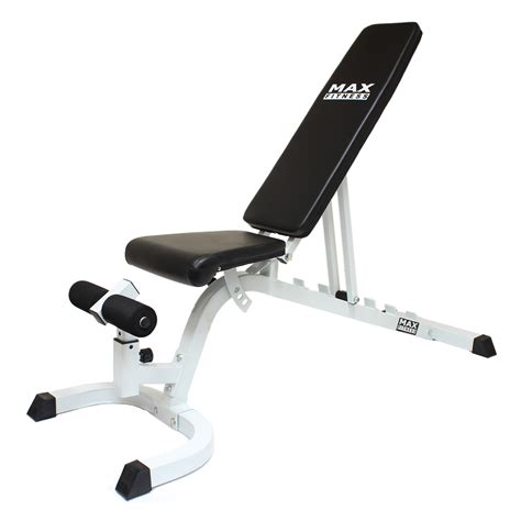 workout benches max fitness dumbbell barbell weight bench flat incline decline home gym workout ebay
