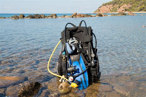 dive equipment guidelines for post dive equipment care scuba diver