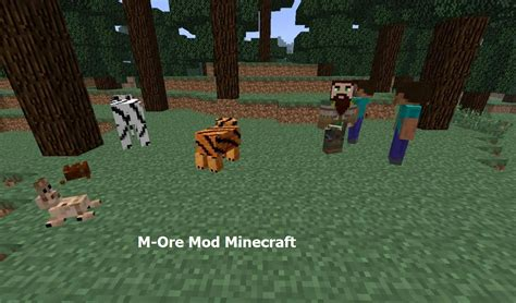 make mod game m ore mod for minecraft 1 7 10 1 7 2 1 6 4 1 5 2