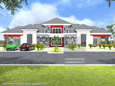 5 bedroom bungalow design ghanian client 5 bedroom bungalow