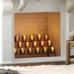 pewter fireplace candelabra crate  barrel