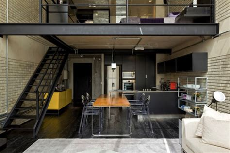industrial loft the industrial loft great interior design with brick like