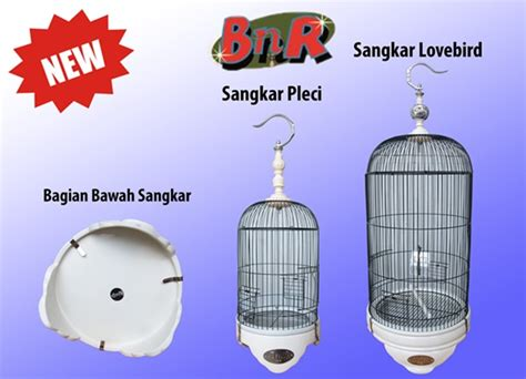 sangkar lovebird pleci sientalyric