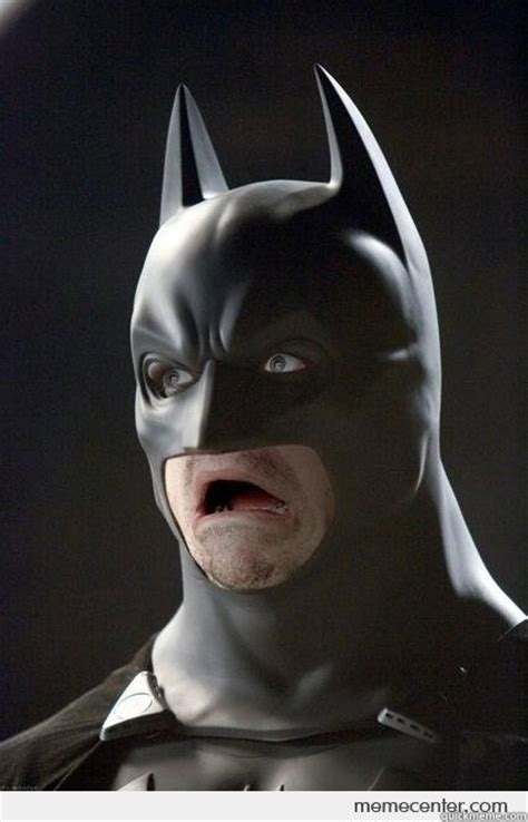 Batman Meme Face - shocked batman memes quickmeme