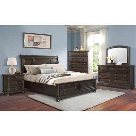 royal furniture bedroom sets elements international kingston king bedroom group royal