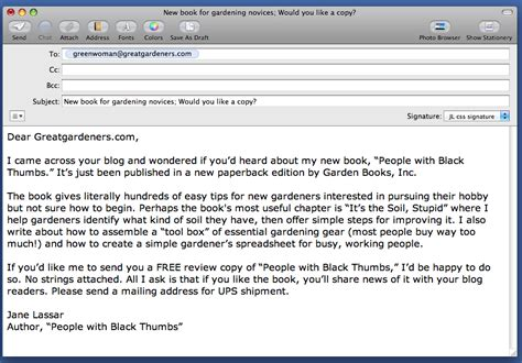 email format informal how to pitch your book to blogs part 2 dear author