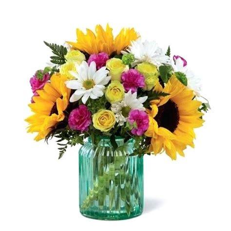 Sunflower Arrangements For Weddings by Sunflower Flower Arrangements Eatatjacknjills