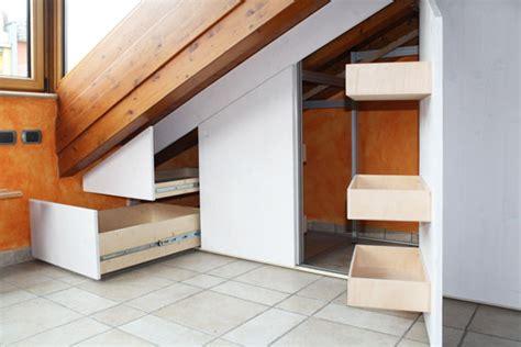 soluzioni tende mansarda marcaclac mobili evoluti arredo mansarda marcaclac