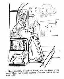 coloring page king solomon 104 best images about bible coloring pages on