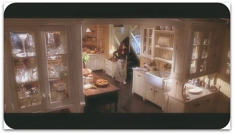 practical magic kitchen fictional living spaces