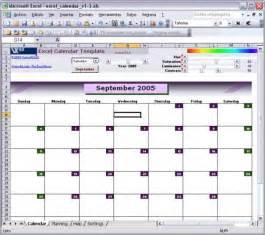 jaarplanner 2016 excel gratis calendar template 2016