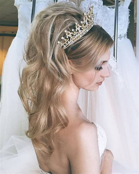 bridal hairstyles romantic 65 new romantic long bridal wedding hairstyles to try