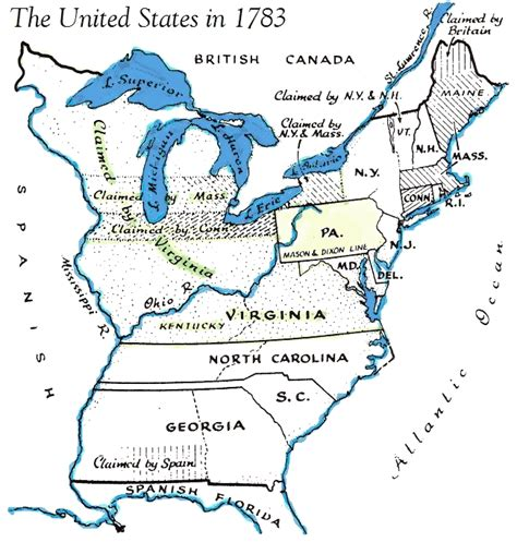 merriam genealogy in and america including the genealogical memoranda of charles merriam books map united states in 1783 history maps