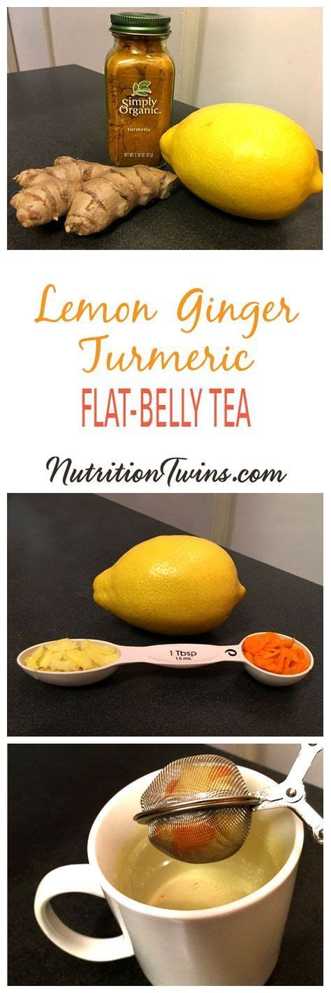 Lemon Detox Nz by Lemon Turmeric Detox Tea Recipe Fitness