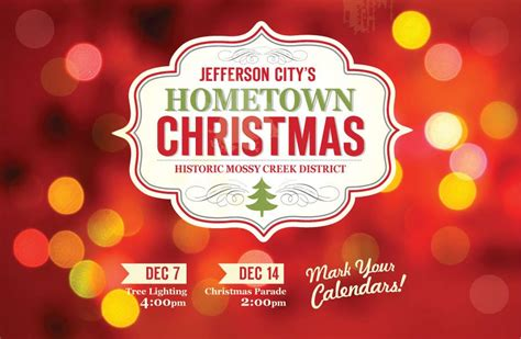 christmas event 3rd annual jefferson city s hometown