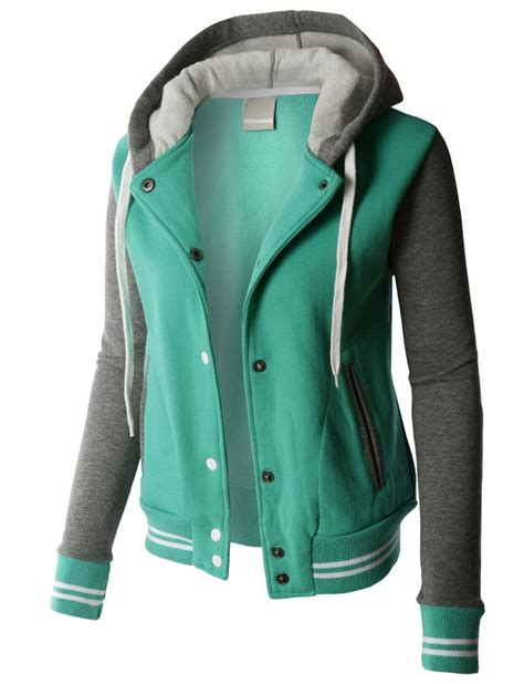 Jaket Hoodie Fleece best 25 hoodie jacket ideas on leather jacket