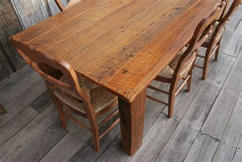 All Wood Dining Room Table Handcrafted Cypress Rustic Tables All Wood Furniture Company This Is The Dining Room Table