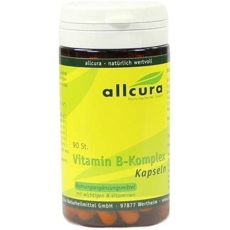 vitamin b wann einnehmen vitamin b komplex kapseln 90st kapseln