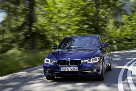 2016 bmw 3 series sedan and sports wagon review carrrs auto portal
