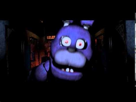 five nights at freddys bonnie by wolfdomo on deviantart bonnie death animation five nights at freddy s youtube