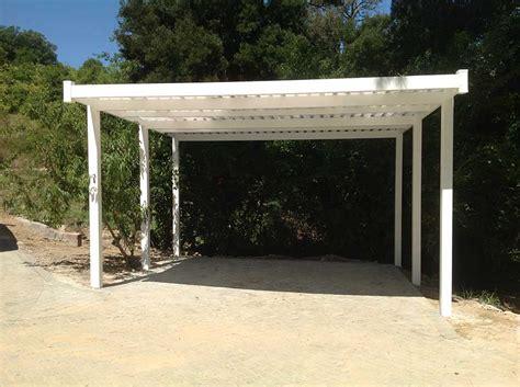 pvc carport pvc carports absolut fencing