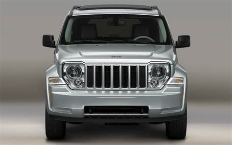 Jeep Front Grill 2008 Jeep Liberty Front Grill View 56261 Photo 1