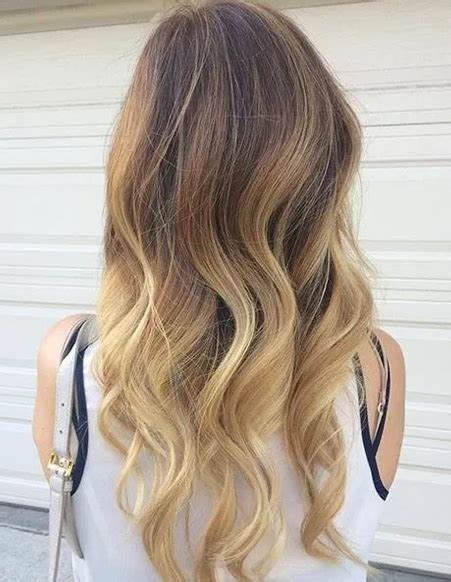 light brown ombre hair color ideas brown hair color ideas 2018 with blonde ombre fashionsfield
