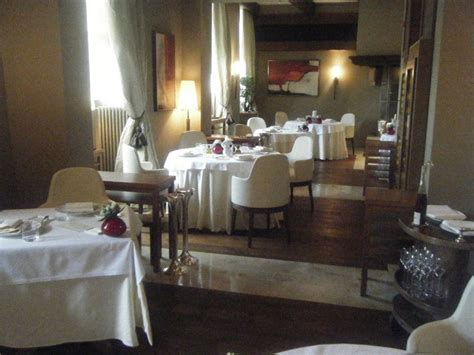 landes dining room schloss berg restaurant review 2010 september perl nennig