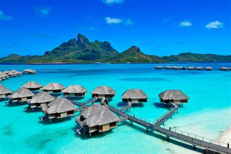 the best overwater bungalows travel leisure 32 four seasons bora bora french polynesia