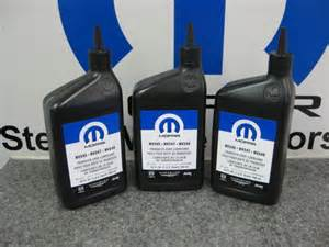 Jeep Transfer Fluid Jeep Grand 4x4 Verify Fluid Spec For A 2009