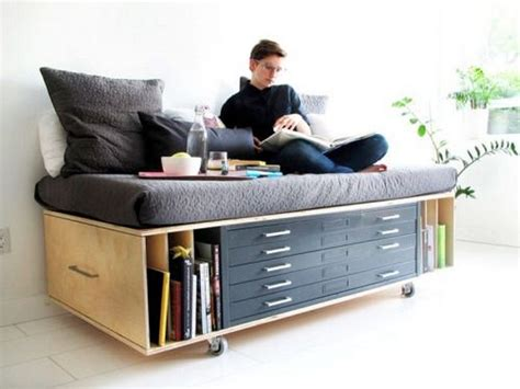 office daybed organize your home office with these storage solutions
