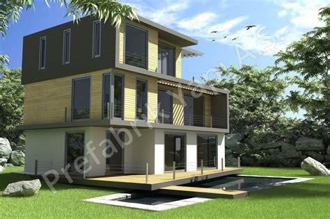 modern villa modern villa prefabricated solutions