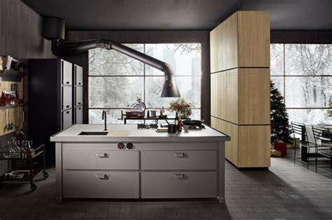 cappa cucina industriale stile industriale le cucine pi 249 grazia it