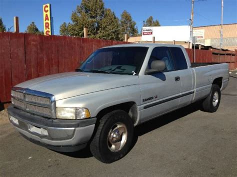 2000 dodge ram pickup 1500 information and photos zombiedrive