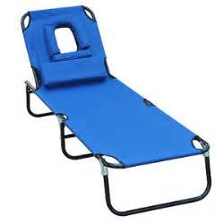 Outdoor Reading Chair Foldable Reading Chaise Lounge Chair Face Down Patio Cot