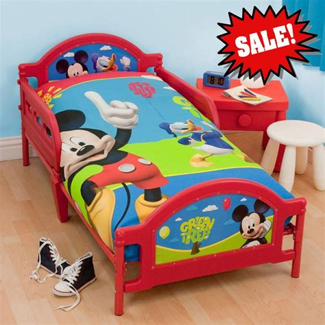 mickey mouse toddler bed walmart mickey mouse toddler bed set walmart home design amp