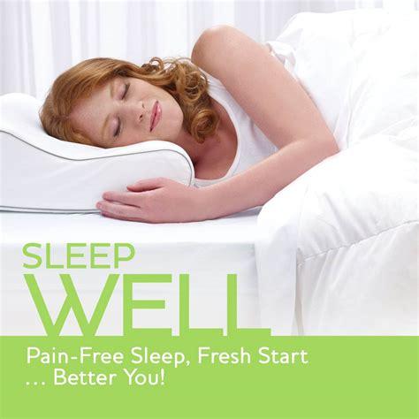 Sleep Innovations Versacurve Memory Foam Pillow - sleep innovations cool contour memory foam pillow