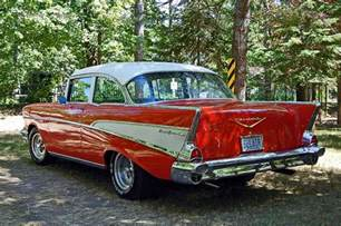 57 chevy bel air photograph by colleen