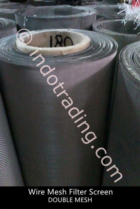 Kawat Loket 1 2 Awmetal jual kawat ram stainless steel harga murah surabaya oleh