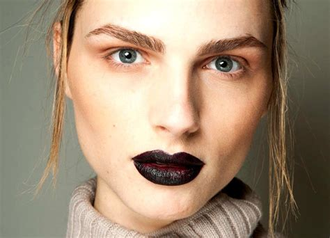 Fall Makeup Trends Gray Shadow 3 by Fall 2015 Trends
