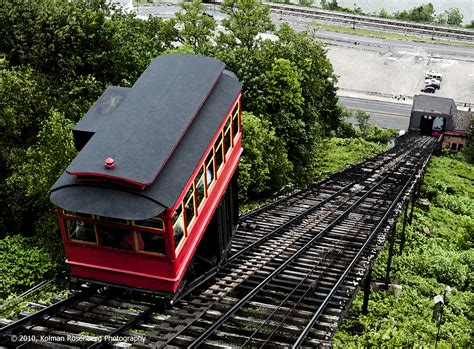 S Incline Pittsburgh S Duquesne Incline Photography Unposed By